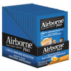 Airborne® Immune Support Supplement Plus Beta Immune Booster™ Thumbnail