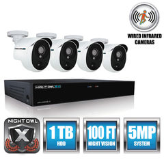 Night Owl 4 Channel Extreme HD Video Security DVR Thumbnail
