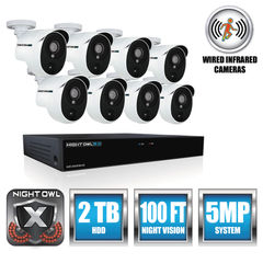 Night Owl 8 Channel 5 MP Extreme HD Video Security DVR Thumbnail