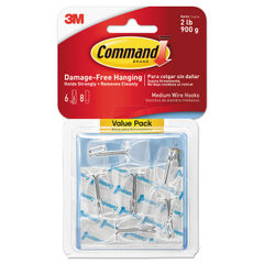 Command™ Clear Hooks and Strips Thumbnail