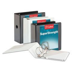 Cardinal® SuperStrength™ ClearVue™ Locking Slant-D® Ring Binder Thumbnail