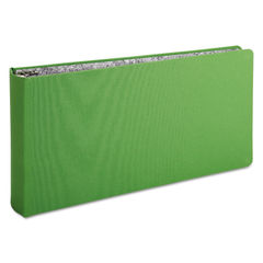 Oxford™ Green Canvas Legal Ring Binder Thumbnail