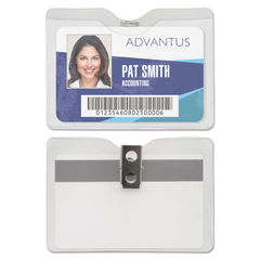 Advantus Security ID Badge Holders Thumbnail
