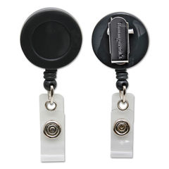 SICURIX® ID Card Reel with Spring Clip Thumbnail