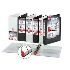 Cardinal® Premier Easy Open® ClearVue™ Locking Slant-D® Ring Binder Thumbnail
