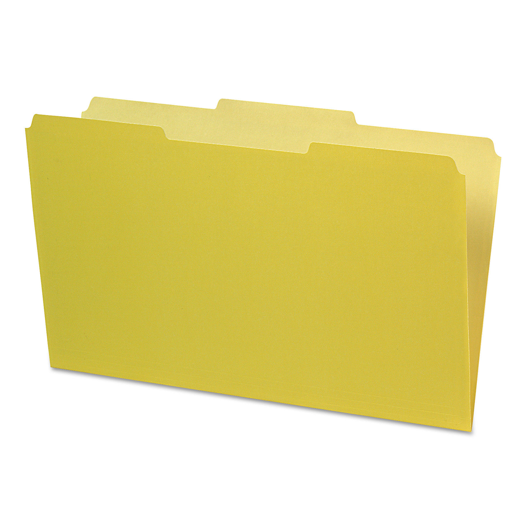 Pendaflex Hanging File Folders Letter Size NOS sealed box of 10 YELLOW