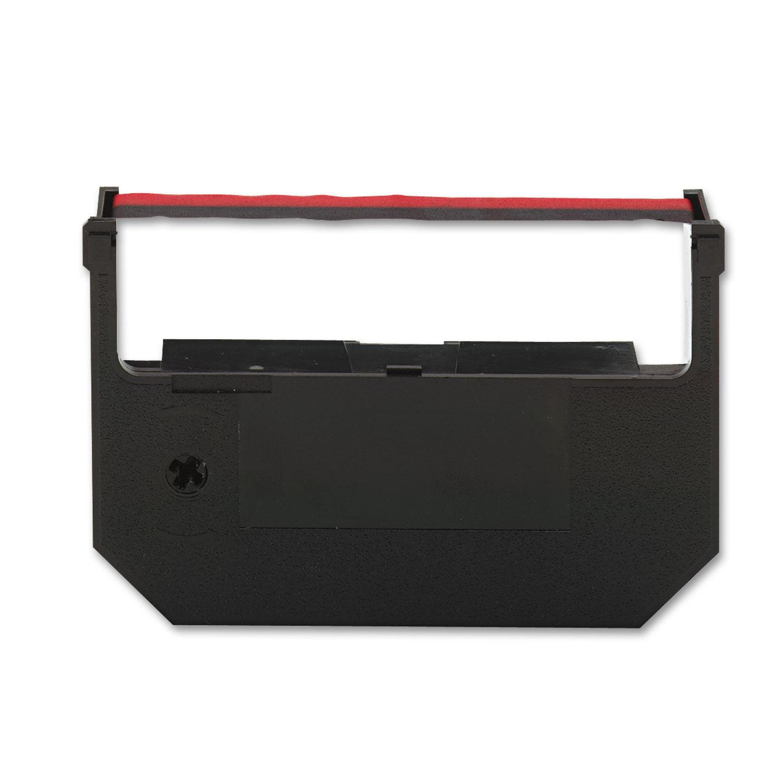 2 PACK Monroe 2830 Calculator Ribbon Black and Red Monroe Calculator Ink