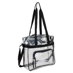 Eastsport® Clear Stadium Approved Tote Thumbnail