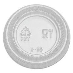 Dixie® Plastic Portion Cup Lid Thumbnail