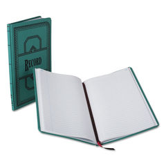 Boorum & Pease® Record and Account Book with Blue Cover Thumbnail