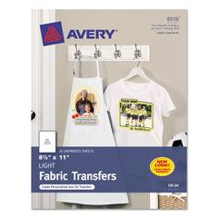 Avery® Fabric Transfers Thumbnail