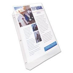 Avery® Heavyweight and Super Heavyweight Easy Load Diamond Clear Sheet Protector Thumbnail