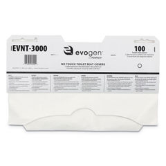 HOSPECO® Evogen No Touch Toilet Seat Covers Thumbnail