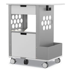 Safco® Mobile Storage Cart Thumbnail