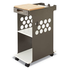 Safco® Mini Rolling Storage Cart Thumbnail