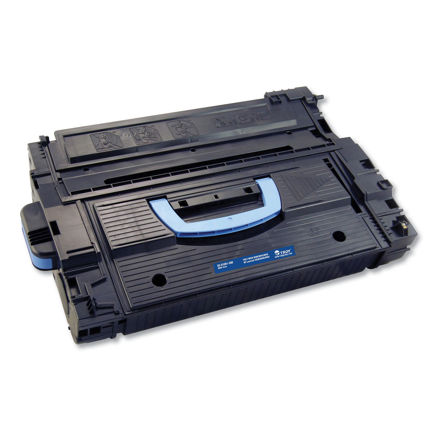 Equivalent to HP C8543X Troy 02-81081-001 30000 Page Yield SuppliesMAX Compatible Replacement for 882113 MICR Toner Cartridge