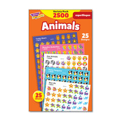 TREND® superSpots® and superShapes® Sticker Packs Thumbnail