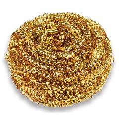 Kurly Kate® Brass Scrubber Thumbnail