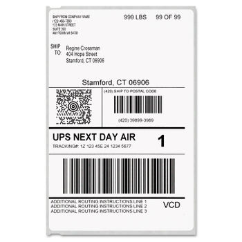 LabelWriter Shipping Labels, 4