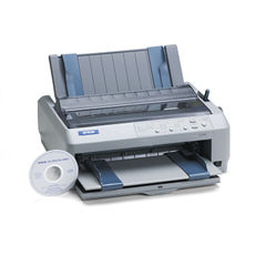 Epson® LQ-590 24-Pin Dot Matrix Impact Printer Thumbnail