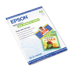 Epson® Photo-Quality Self Adhesive Paper Thumbnail