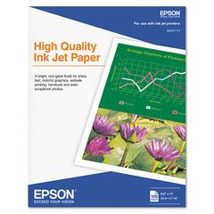 Epson® High Quality Inkjet Paper Thumbnail