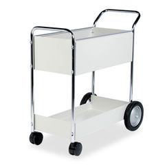 Fellowes® Steel Mail Cart Thumbnail