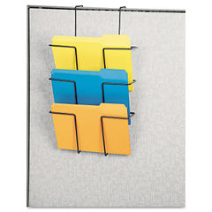 Fellowes® Wire Partition Additions™ Triple File Pocket Thumbnail