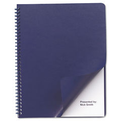 Swingline® GBC® Leather-Look Presentation Covers for Binding Systems Thumbnail