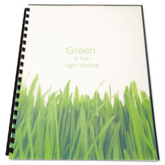 Swingline® GBC® 100% Recycled Poly Binding Cover Thumbnail