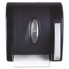 Georgia Pacific® Hygienic Push-Paddle Roll Towel Dispenser Thumbnail