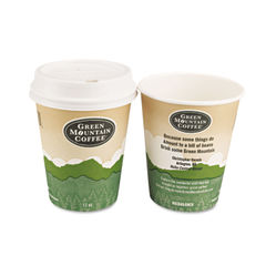 Green Mountain Coffee® Paper Hot Cups Thumbnail