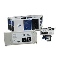 HP C4990A-C4995A Ink Cartridge, Printhead, and Printhead Cleaner Thumbnail