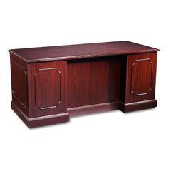 """HON® 94000 Series™ """"L"""" Workstation Desk for Return on Left Thumbnail"""