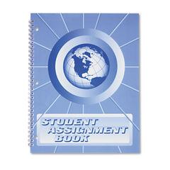 Ward® Student Assignment Book Thumbnail