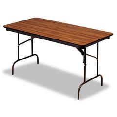 Iceberg Premium Wood Laminate Folding Table Thumbnail