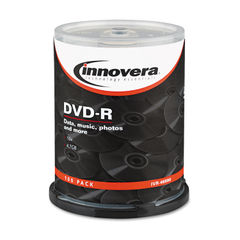 Innovera® DVD-R Recordable Disc Thumbnail