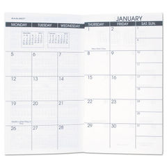 AT-A-GLANCE® Pocket Size Monthly Planner Refill Thumbnail