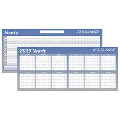 AT-A-GLANCE® Large Horizontal Erasable Wall Planner Thumbnail