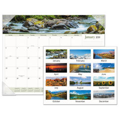 AT-A-GLANCE® Landscape Panoramic Desk Pad Thumbnail