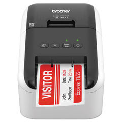 Brother QL-800 High Speed-Professional Label Printer Thumbnail
