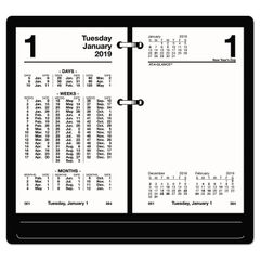 AT-A-GLANCE® Financial Desk Calendar Refill Thumbnail