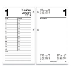 AT-A-GLANCE® Large Desk Calendar Refill Thumbnail