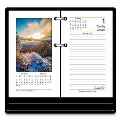 AT-A-GLANCE® Photographic Desk Calendar Refill Thumbnail