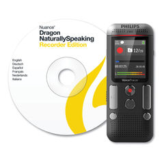 Philips® Voice Tracer 2700 Digital Recorder with Speech Recognition Software Thumbnail