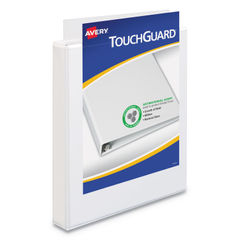 Avery® TouchGuard™ Protection Heavy-Duty View Binders with Slant Rings Thumbnail