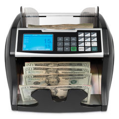 Royal Sovereign Electric Bill Counter with Value Counting and Counterfeit Detection Thumbnail