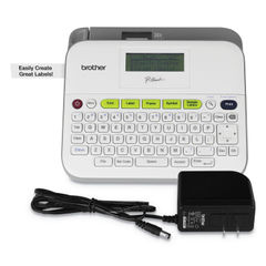 Brother P-Touch® PT-D400 Versatile Label Maker Thumbnail