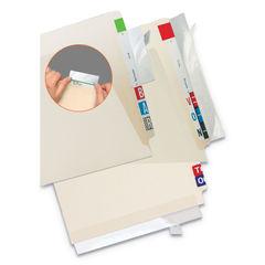 Tabbies® Self-Adhesive Label/File Folder Protector Thumbnail