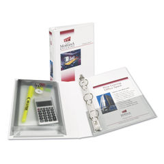 Avery® Mini Size Protect & Store™ View Binder with Round Rings Thumbnail
